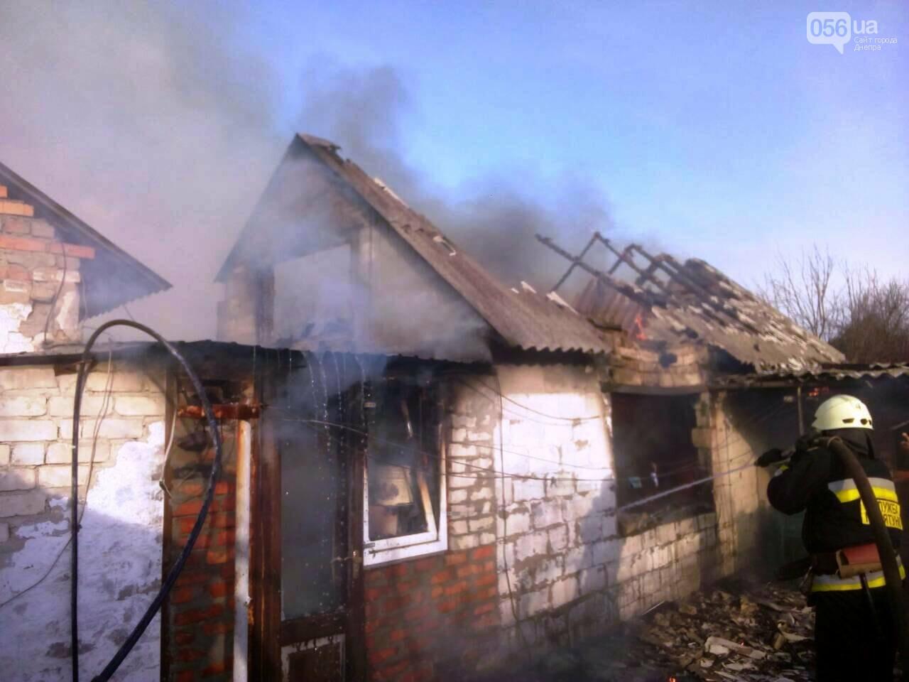 В Днепре на пожаре сгорел мужчина (ФОТО), фото-2