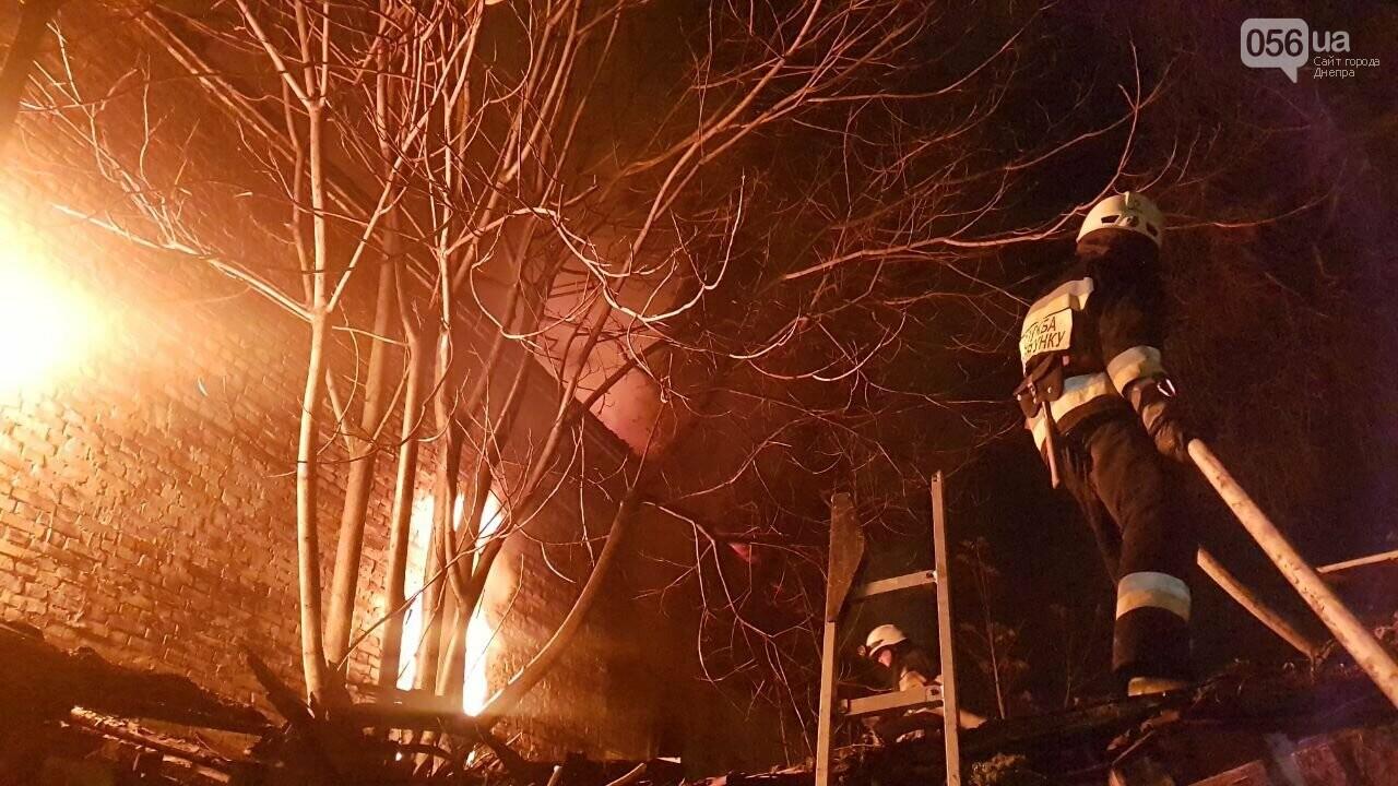 В Днепре из-за масштабного пожара Набережную окутал густой дым  (ФОТО, ВИДЕО), фото-8