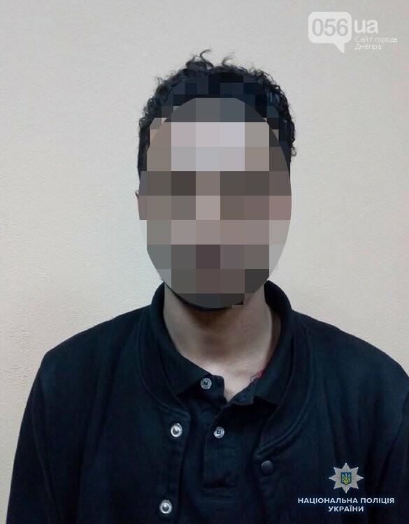 В Днепре задержали подозреваемого в убийстве иностранца (ФОТО), фото-1