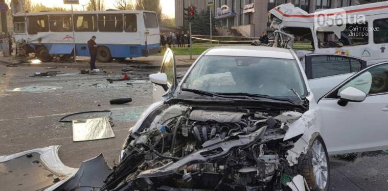 Масштабное ДТП в Кривом Роге: погибло 8 человек (ФОТО), фото-2