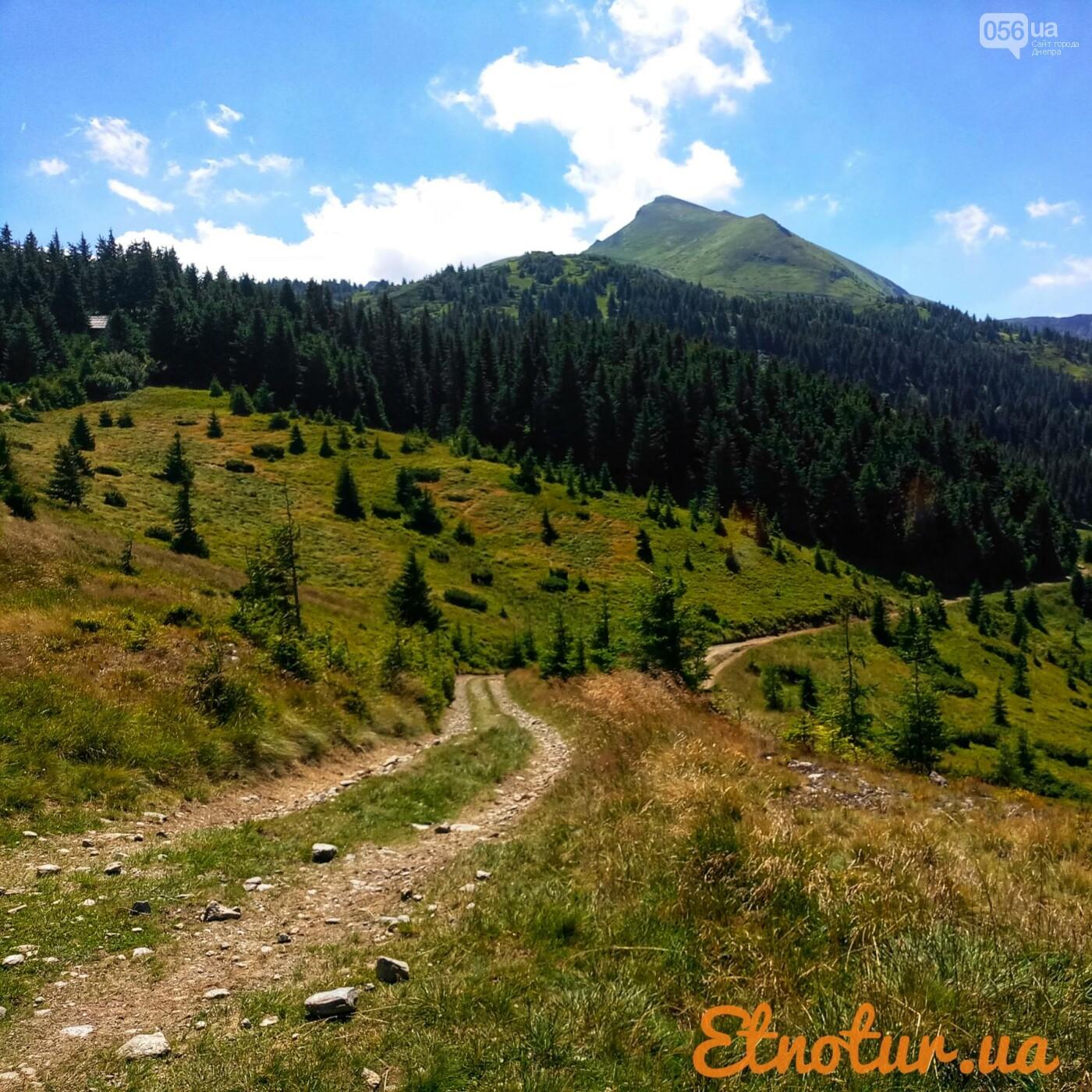 Отдых в Украине, Отдых в Карпатах, Тур в Карпаты