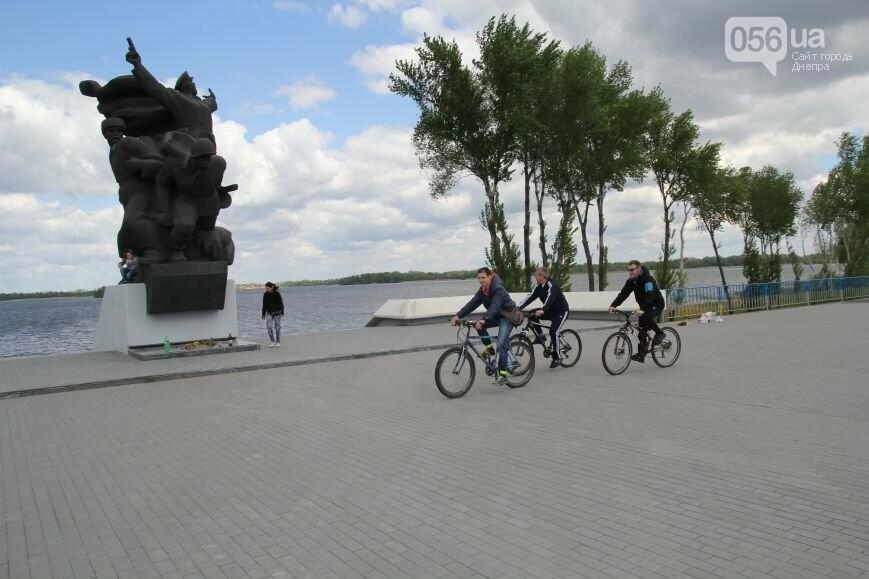 Как развита велосипедная инфраструктура в Днепре, если сравнивать с Европой, - ФОТО, фото-5