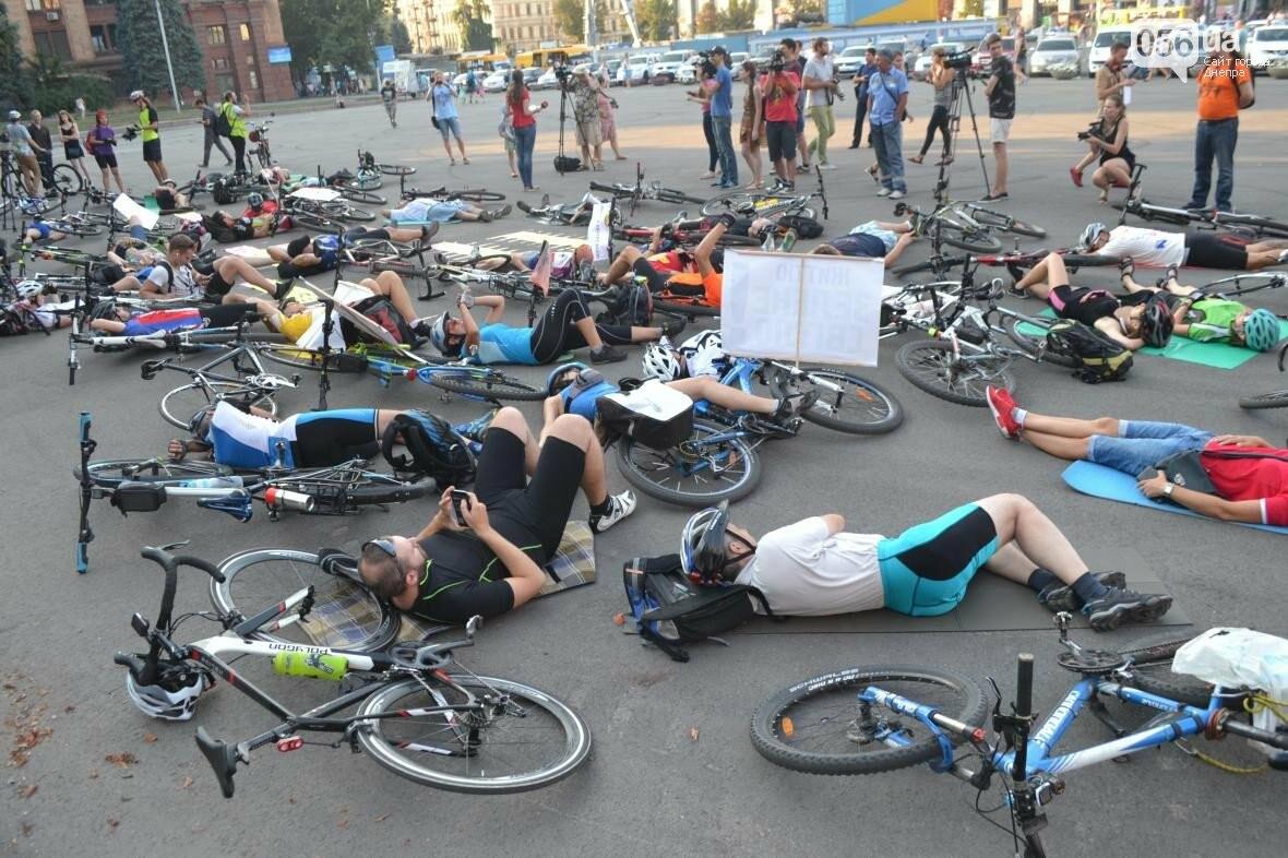 Как развита велосипедная инфраструктура в Днепре, если сравнивать с Европой, - ФОТО, фото-9