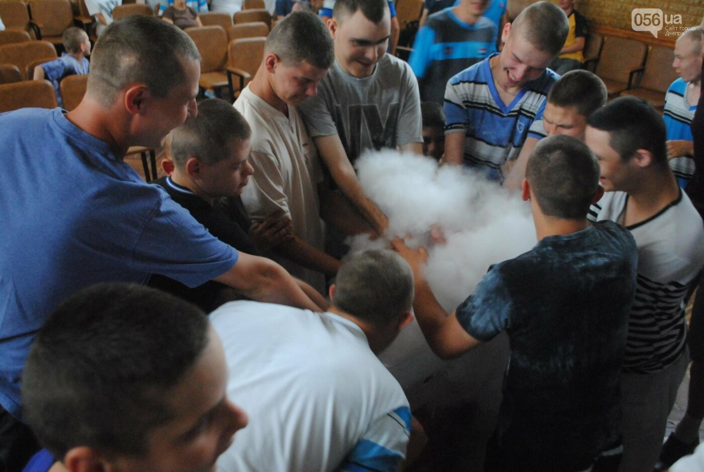 Фонд Александра Петровского поздравил воспитанников интерната, фото-12