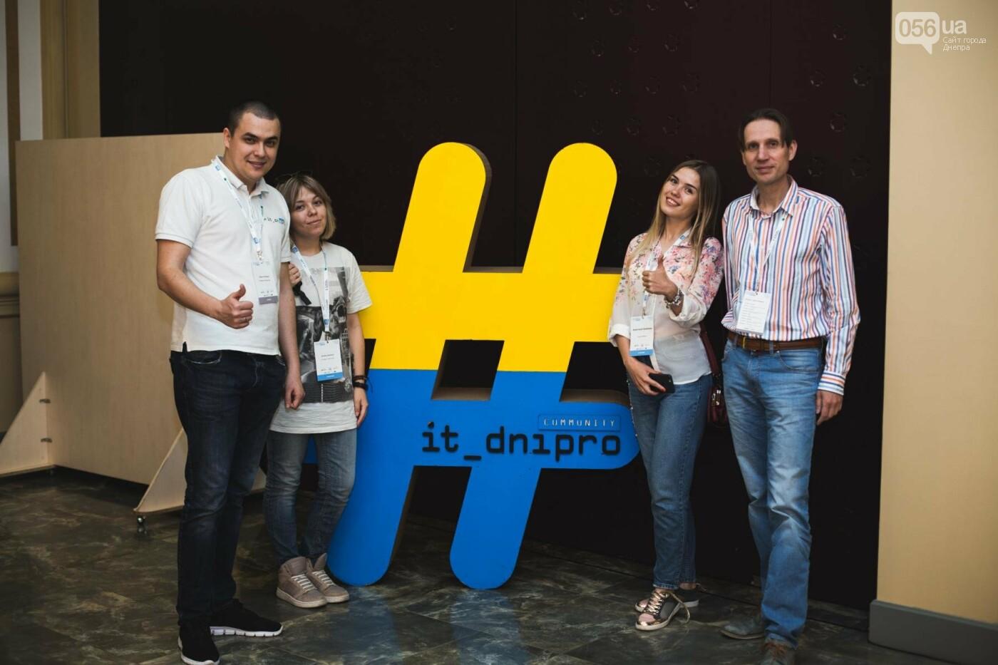 В Днепре прошла бизнес-конференция IT Dnipro Conference: подробности, - ФОТО, фото-12