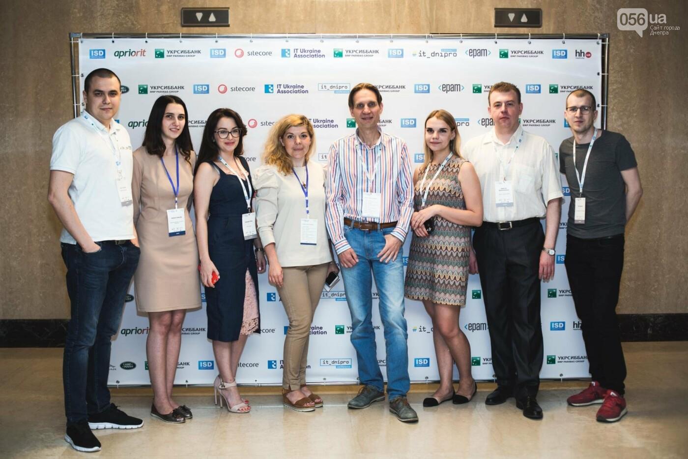 В Днепре прошла бизнес-конференция IT Dnipro Conference: подробности, - ФОТО, фото-11