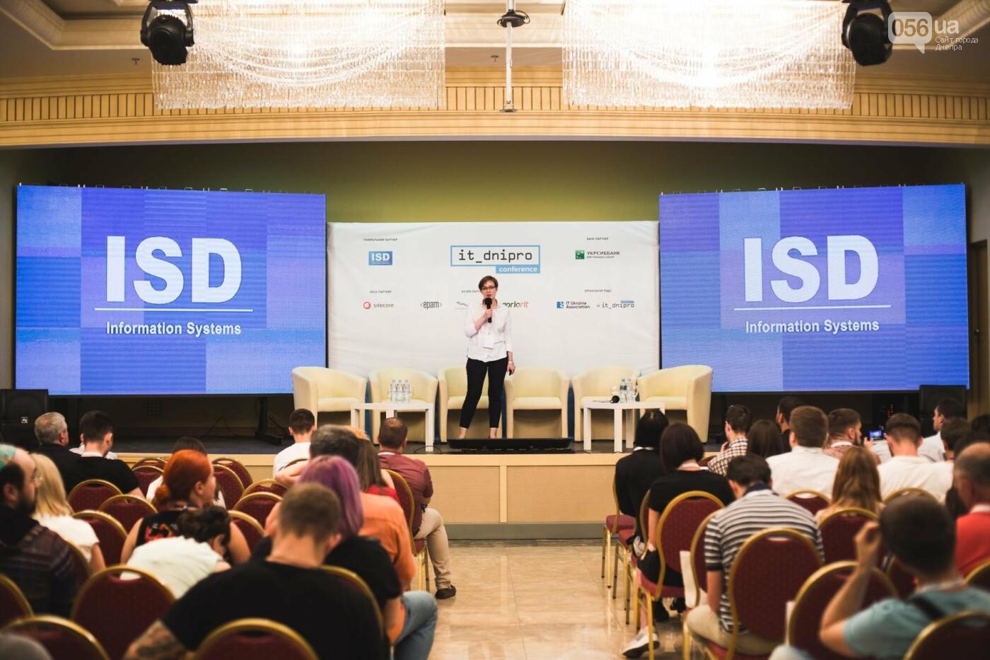 В Днепре прошла бизнес-конференция IT Dnipro Conference: подробности, - ФОТО, фото-15