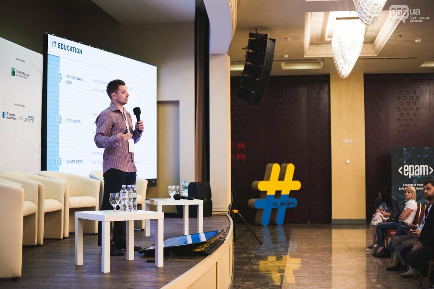 В Днепре прошла бизнес-конференция IT Dnipro Conference: подробности, - ФОТО, фото-16