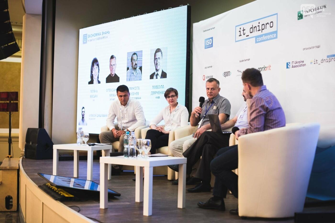 В Днепре прошла бизнес-конференция IT Dnipro Conference: подробности, - ФОТО, фото-13