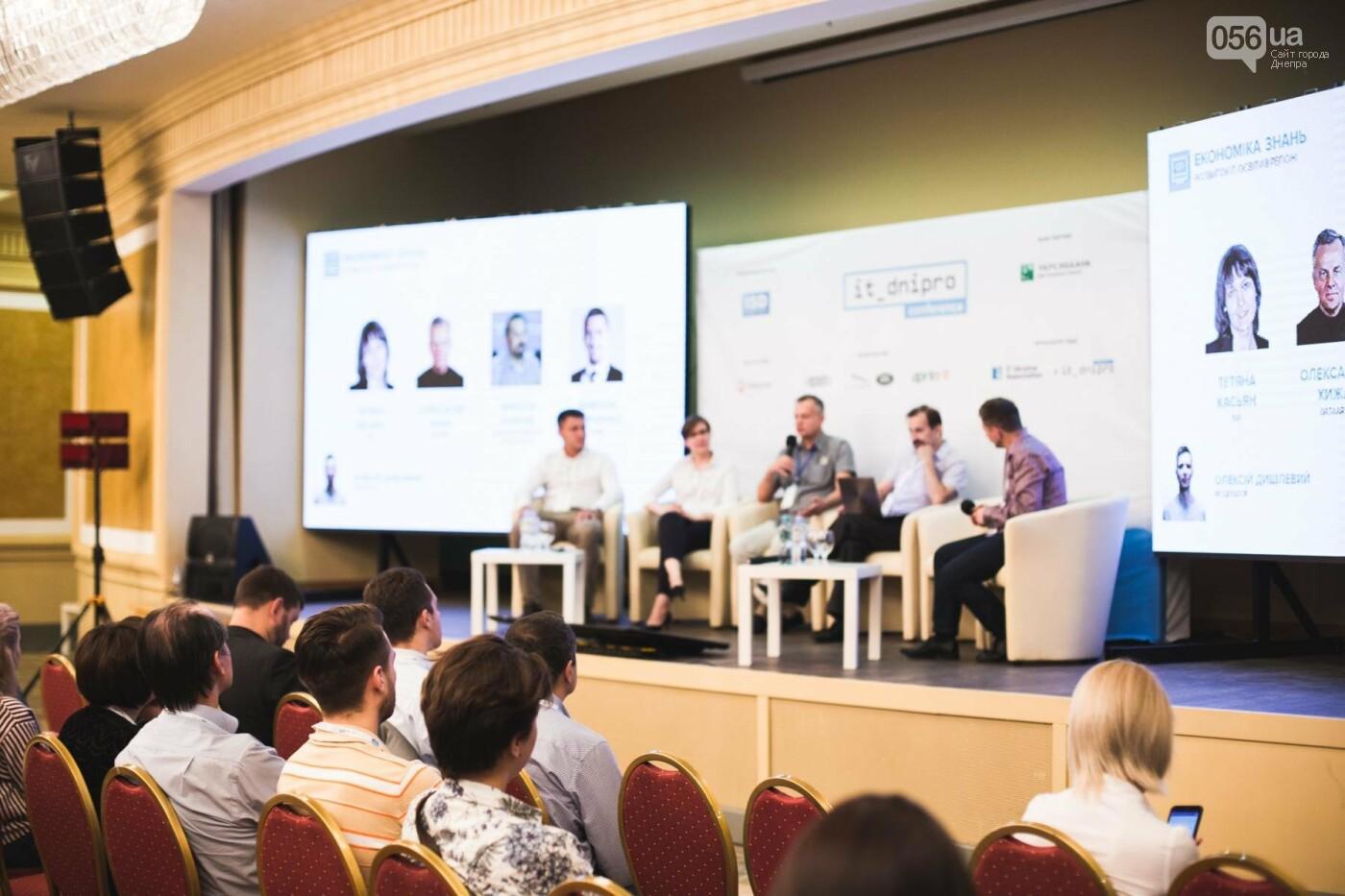 В Днепре прошла бизнес-конференция IT Dnipro Conference: подробности, - ФОТО, фото-14