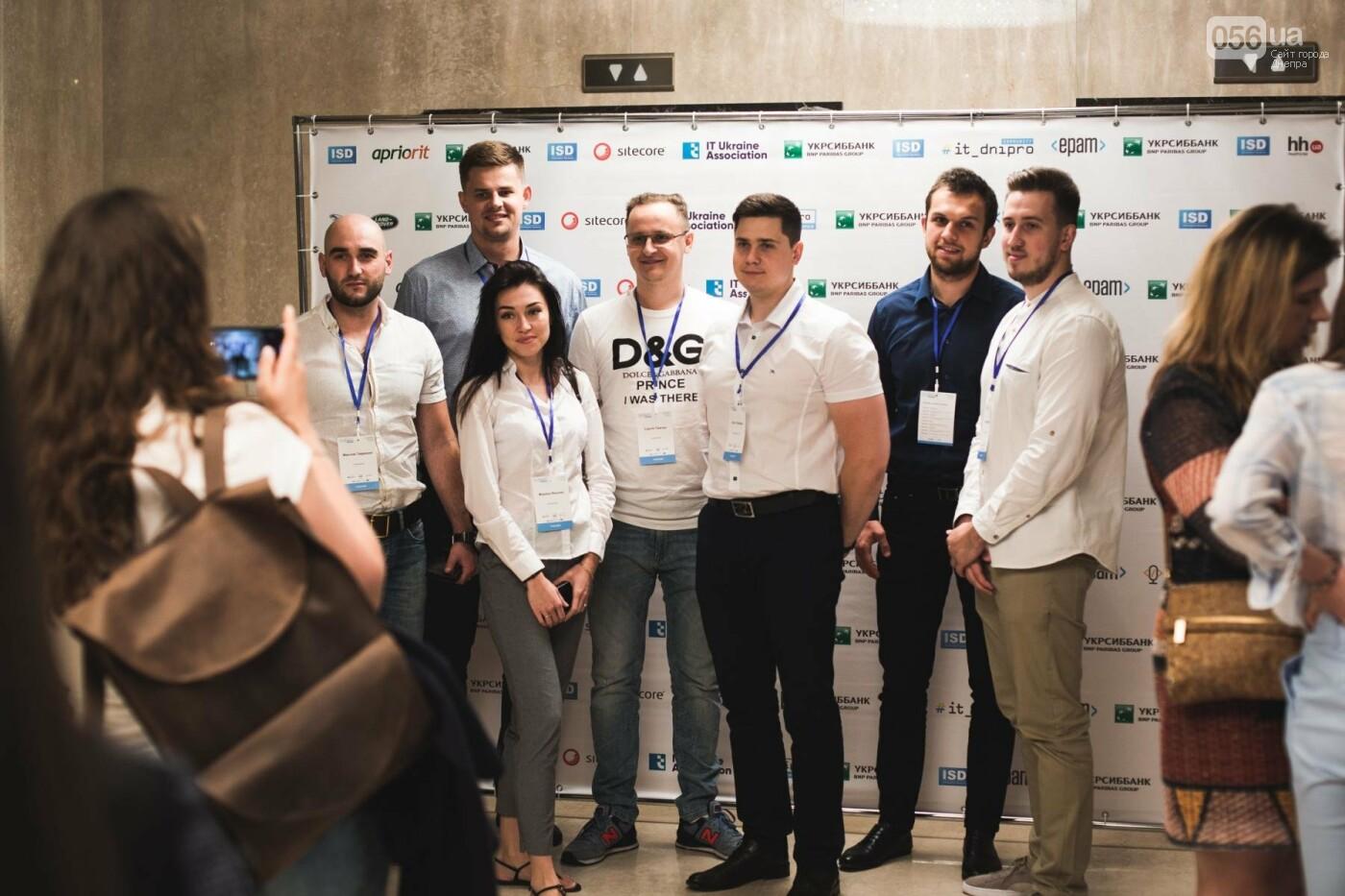 В Днепре прошла бизнес-конференция IT Dnipro Conference: подробности, - ФОТО, фото-18