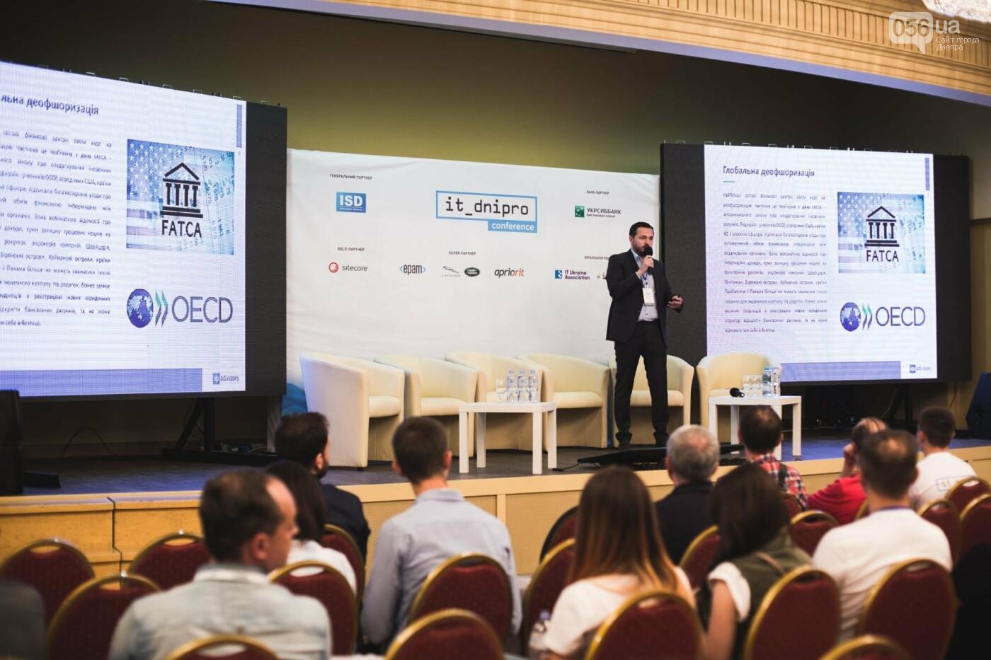В Днепре прошла бизнес-конференция IT Dnipro Conference: подробности, - ФОТО, фото-20