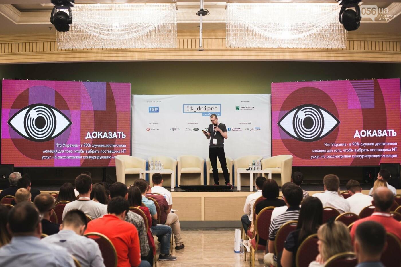 В Днепре прошла бизнес-конференция IT Dnipro Conference: подробности, - ФОТО, фото-19