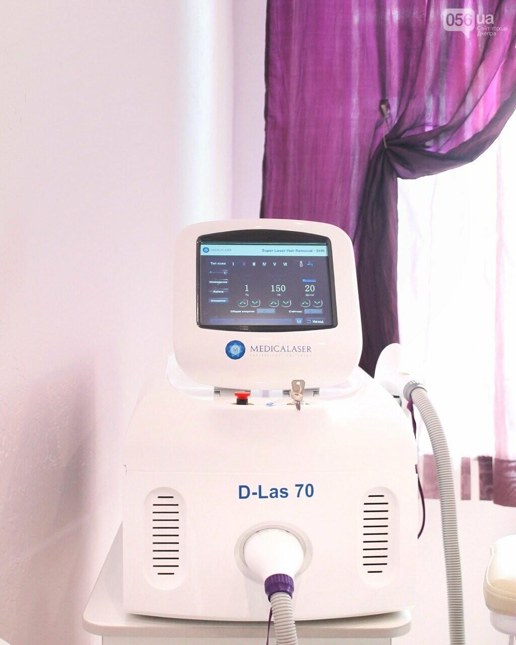 Новейшее оборудование для лазерной эпиляции уже в Днепре, фото-3