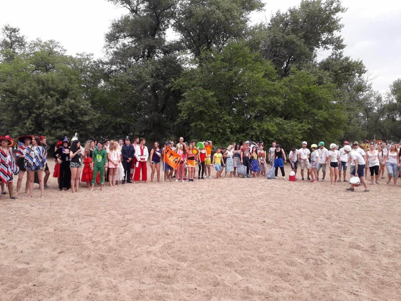 В Днепре стартовал масштабный молодежный фестиваль: как прошло открытие,  - ФОТО, фото-3