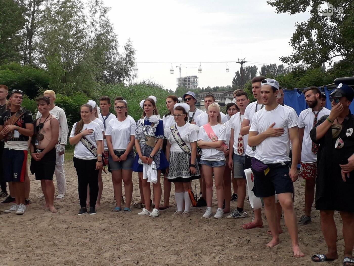 В Днепре стартовал масштабный молодежный фестиваль: как прошло открытие,  - ФОТО, фото-2