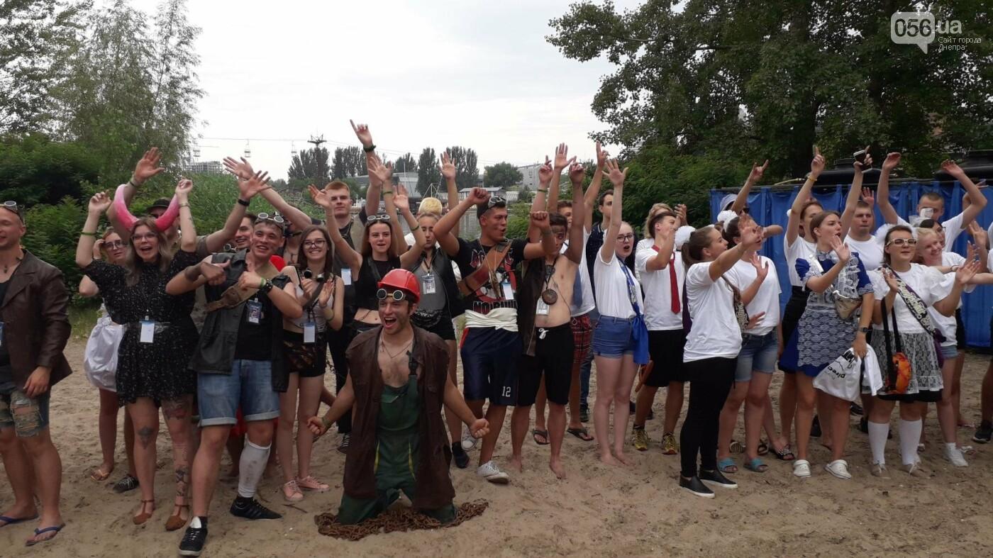 В Днепре стартовал масштабный молодежный фестиваль: как прошло открытие,  - ФОТО, фото-1