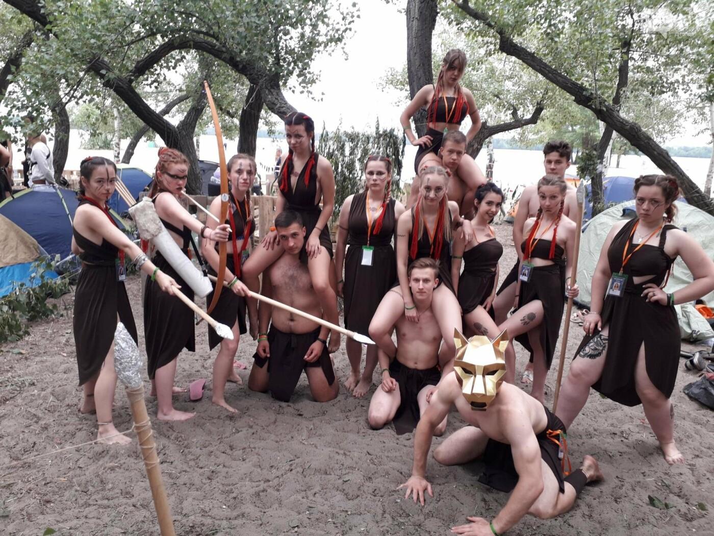В Днепре стартовал масштабный молодежный фестиваль: как прошло открытие,  - ФОТО, фото-12
