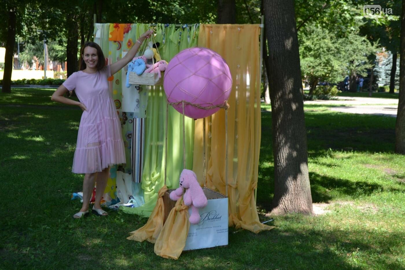 Как в Днепре проходит первый фестиваль грудного вскармливания, - ФОТО, фото-1