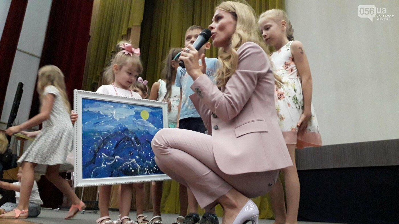 В Днепре Ольга Фреймут презентовала книгу для детей,  - ФОТО, фото-11