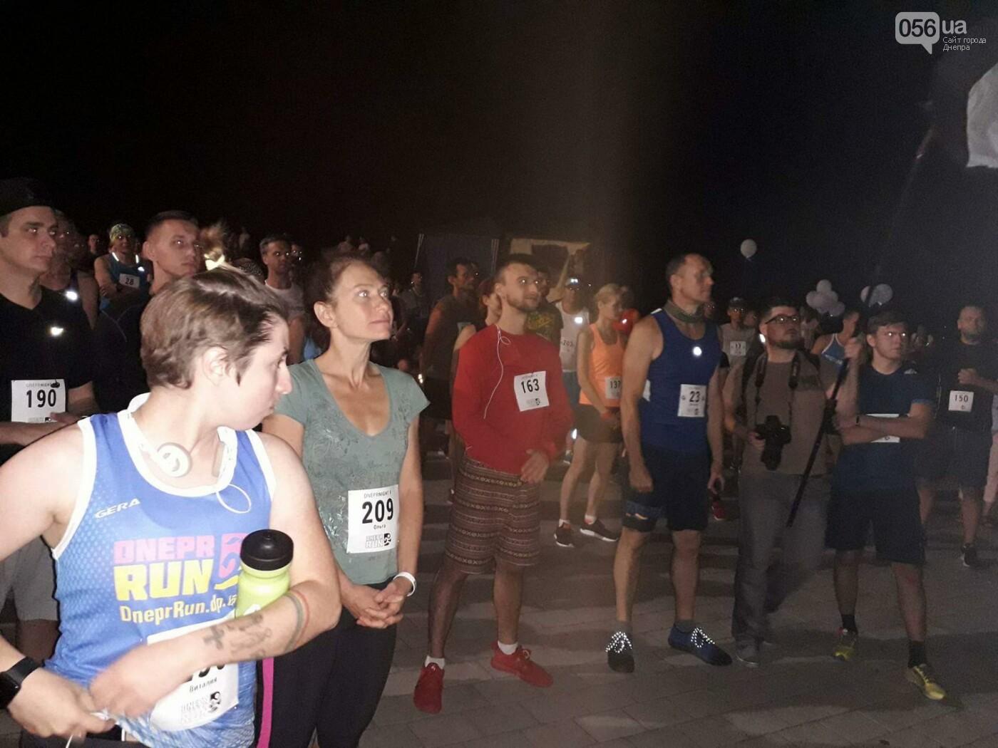 В Днепре прошел юбилейный ночной полумарафон по бегу: как это было,  - ФОТО, фото-9