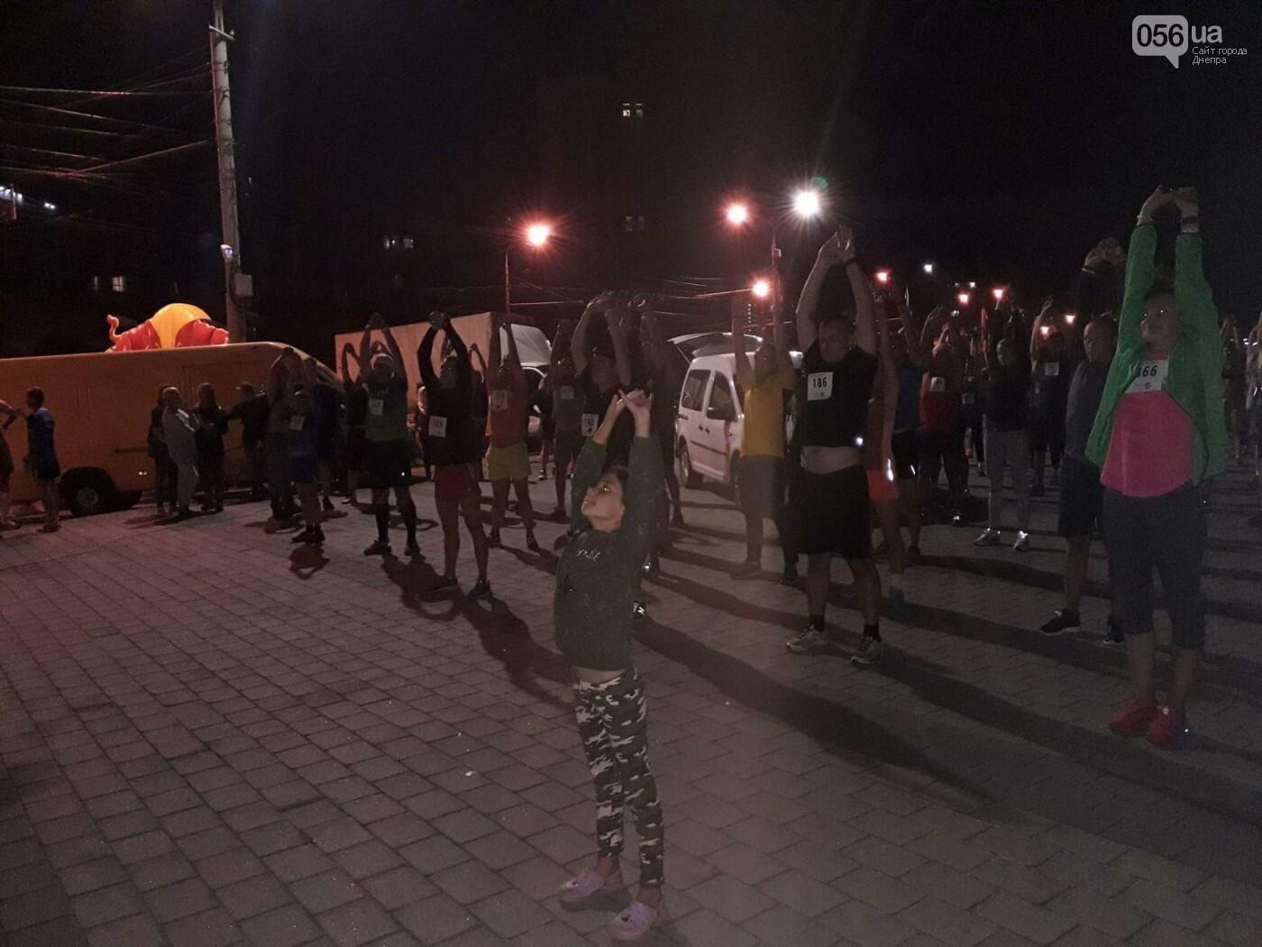 В Днепре прошел юбилейный ночной полумарафон по бегу: как это было,  - ФОТО, фото-12