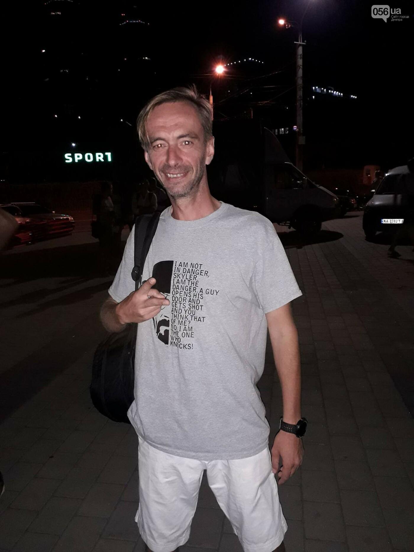 В Днепре прошел юбилейный ночной полумарафон по бегу: как это было,  - ФОТО, фото-1