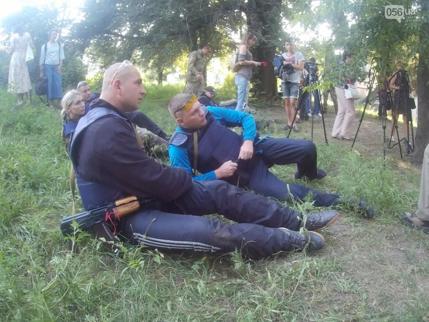 В Днепре проходят тактические учения для патрульных полицейских Луганской области, - ФОТО, ВИДЕО, фото-6