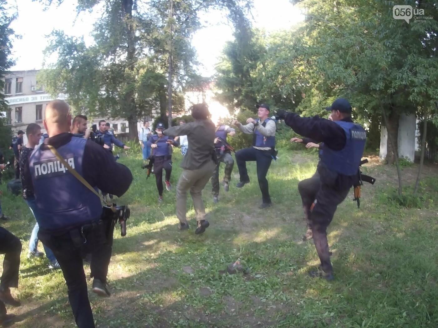 В Днепре проходят тактические учения для патрульных полицейских Луганской области, - ФОТО, ВИДЕО, фото-8