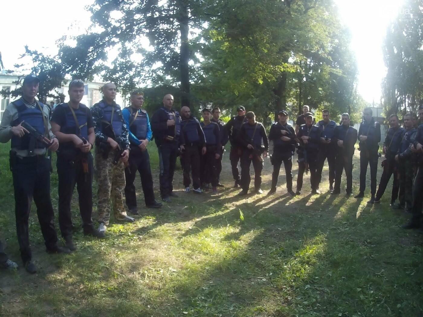 В Днепре проходят тактические учения для патрульных полицейских Луганской области, - ФОТО, ВИДЕО, фото-4