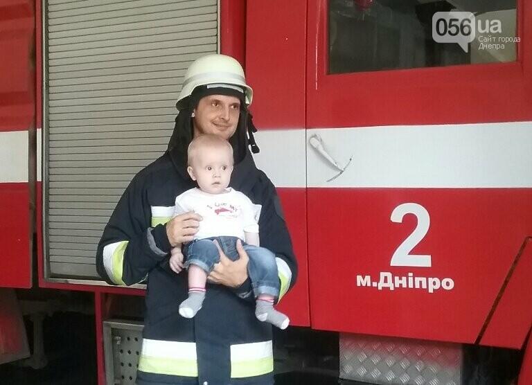 Днепровские спасатели провели фотосессию с детьми: КАК ЭТО БЫЛО,  - ФОТО, фото-2