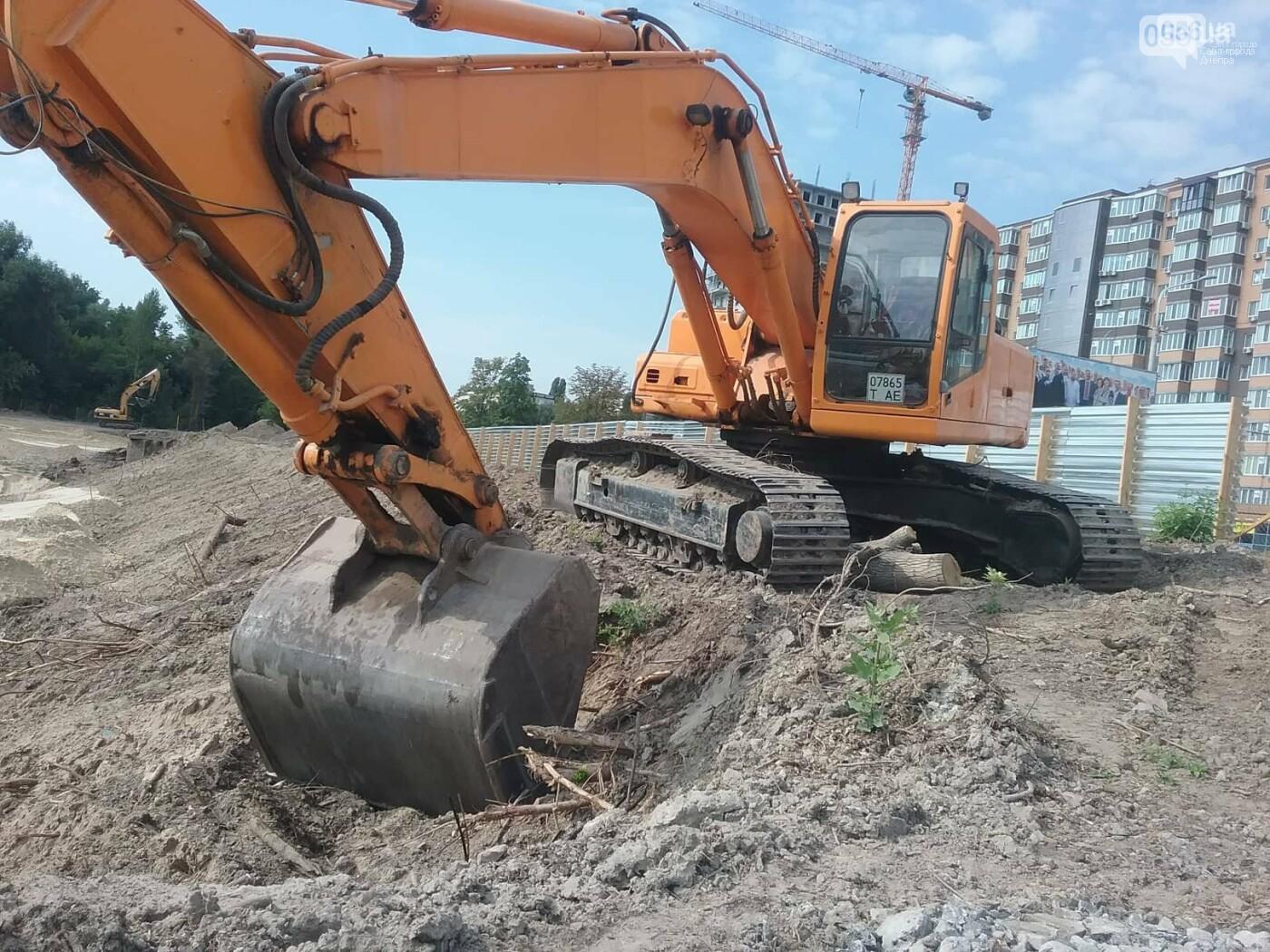 Новый парк в Днепре: какой будет Набережная Победы после реконструкции, фото-4