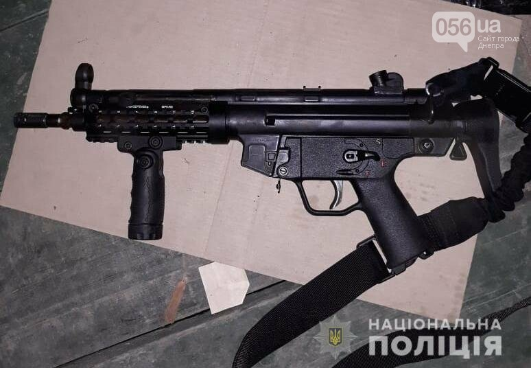 У жителя Днепра в гараже обнаружили склад оружия и боеприпасов, - ФОТО, фото-3
