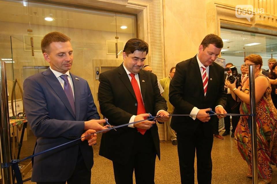 В Днепре открыли почетное консульство Латвийской республики, - ФОТО, фото-1