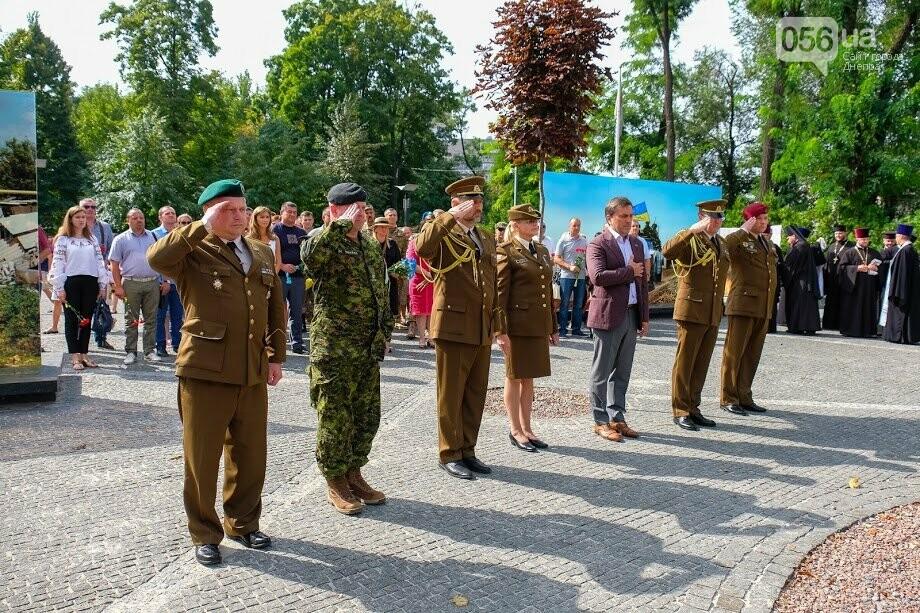В Днепре почтили память военных, погибших под Иловайском, - ФОТО, фото-2