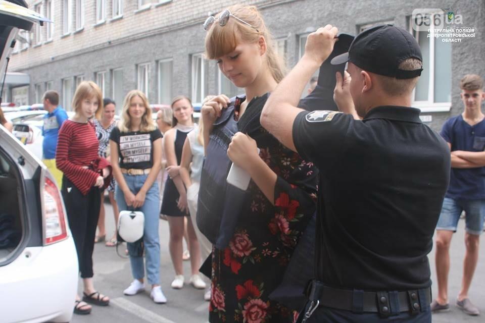 В Днепре патрульные провели экскурсии в своем управлении для жителей города, - ФОТО, фото-5