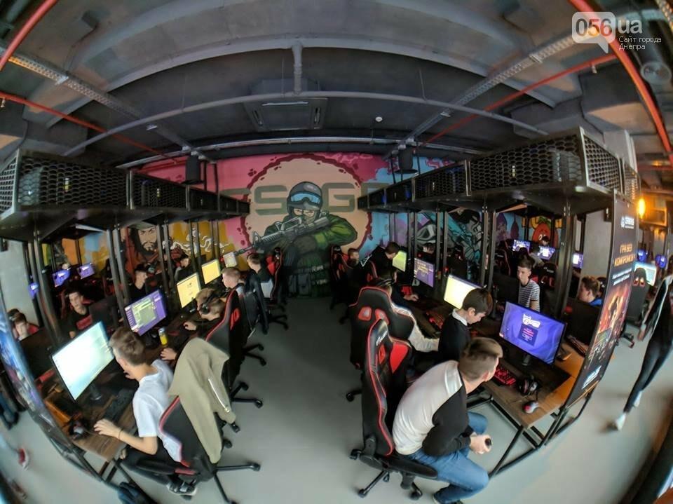 В Днепре открылась масштабная арена  для киберспорта, - ФОТО, ВИДЕО, фото-1