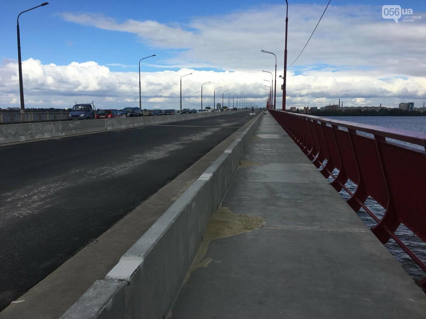 Стало известно, когда на Новом мосту в Днепре закончат ремонт, - ФОТО, фото-2