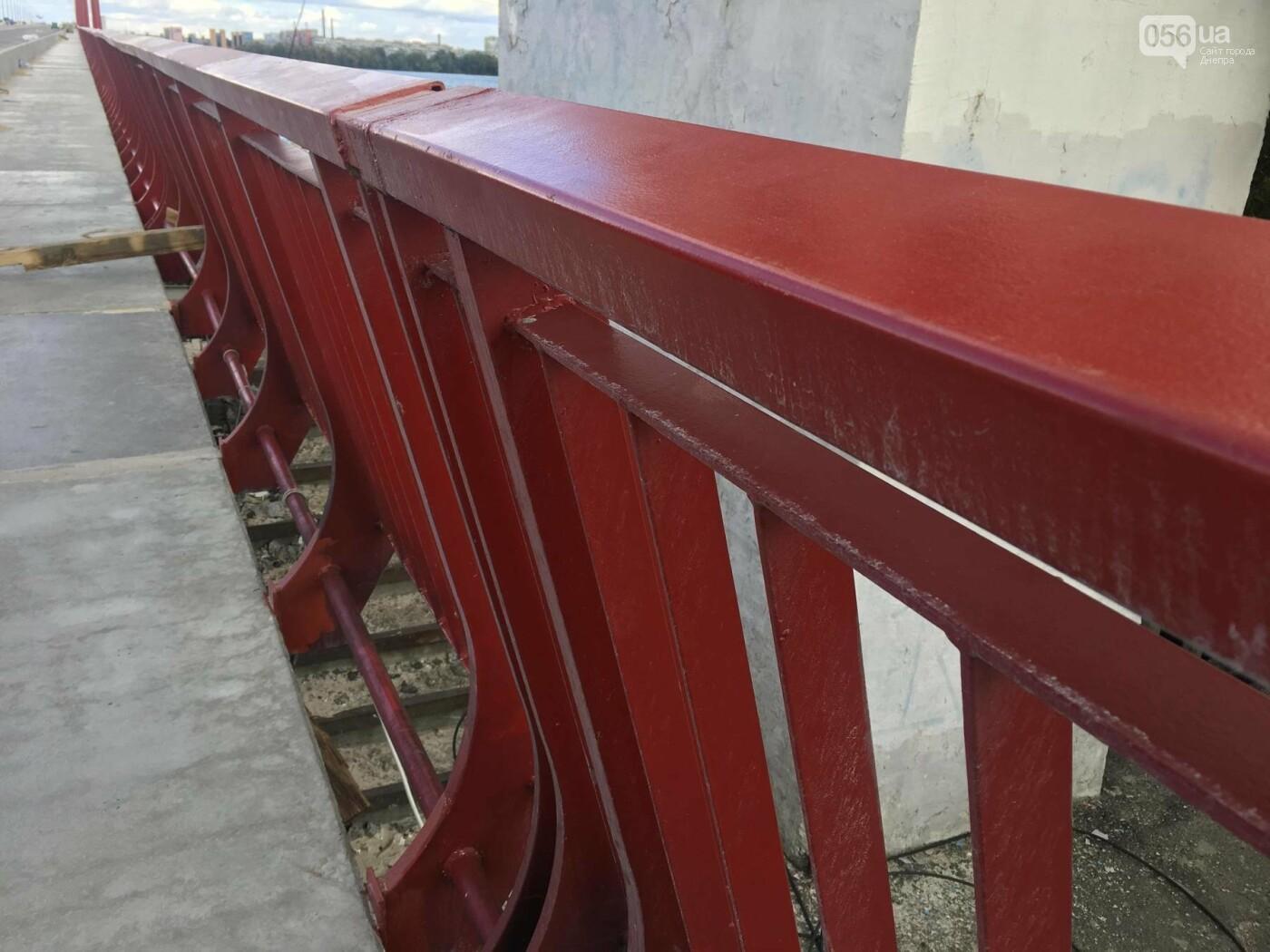 Стало известно, когда на Новом мосту в Днепре закончат ремонт, - ФОТО, фото-3