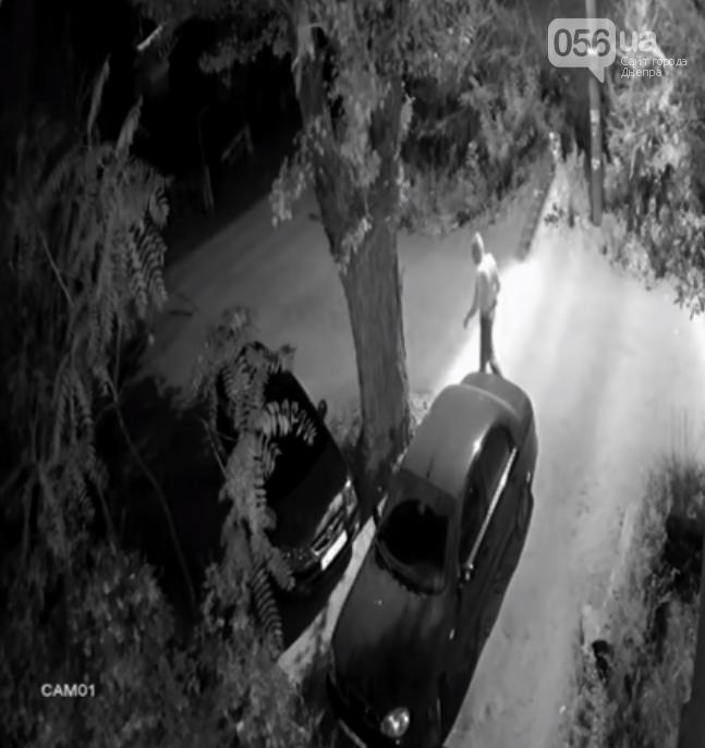 В Днепре пенсионер разбил более 40 автомобилей в ночное время, - ФОТО, ВИДЕО, фото-1