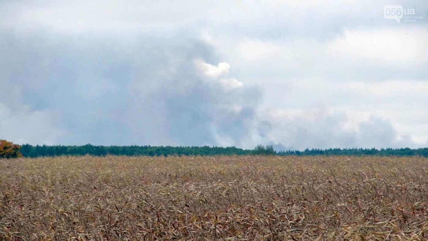 Взрывы на складах ЗСУ возле Ични и днепровские пиротехники на месте события: что известно о сложившейся ситуации, - ФОТО, фото-2