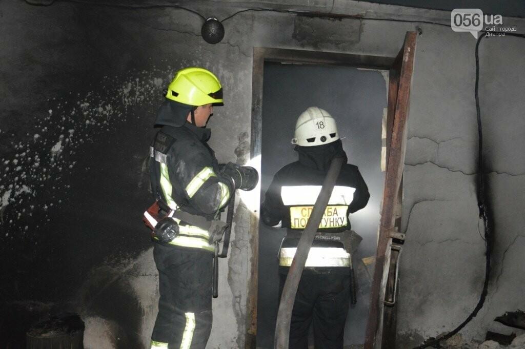 Под Днепром сгорел цех обувного производства, - ФОТО, ВИДЕО, фото-4