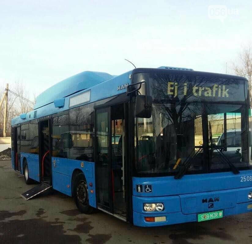Большие автобусы, нарушения и новые перевозчики: что нового в работе общественного транспорта в Днепре, - ФОТО, фото-2