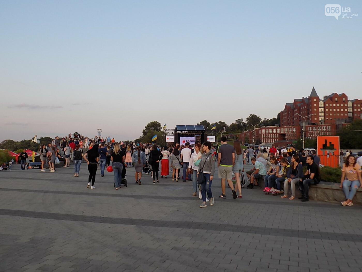 В Днепре прошел концерт группы Океан Эльзы: как это было, - ФОТО, фото-12