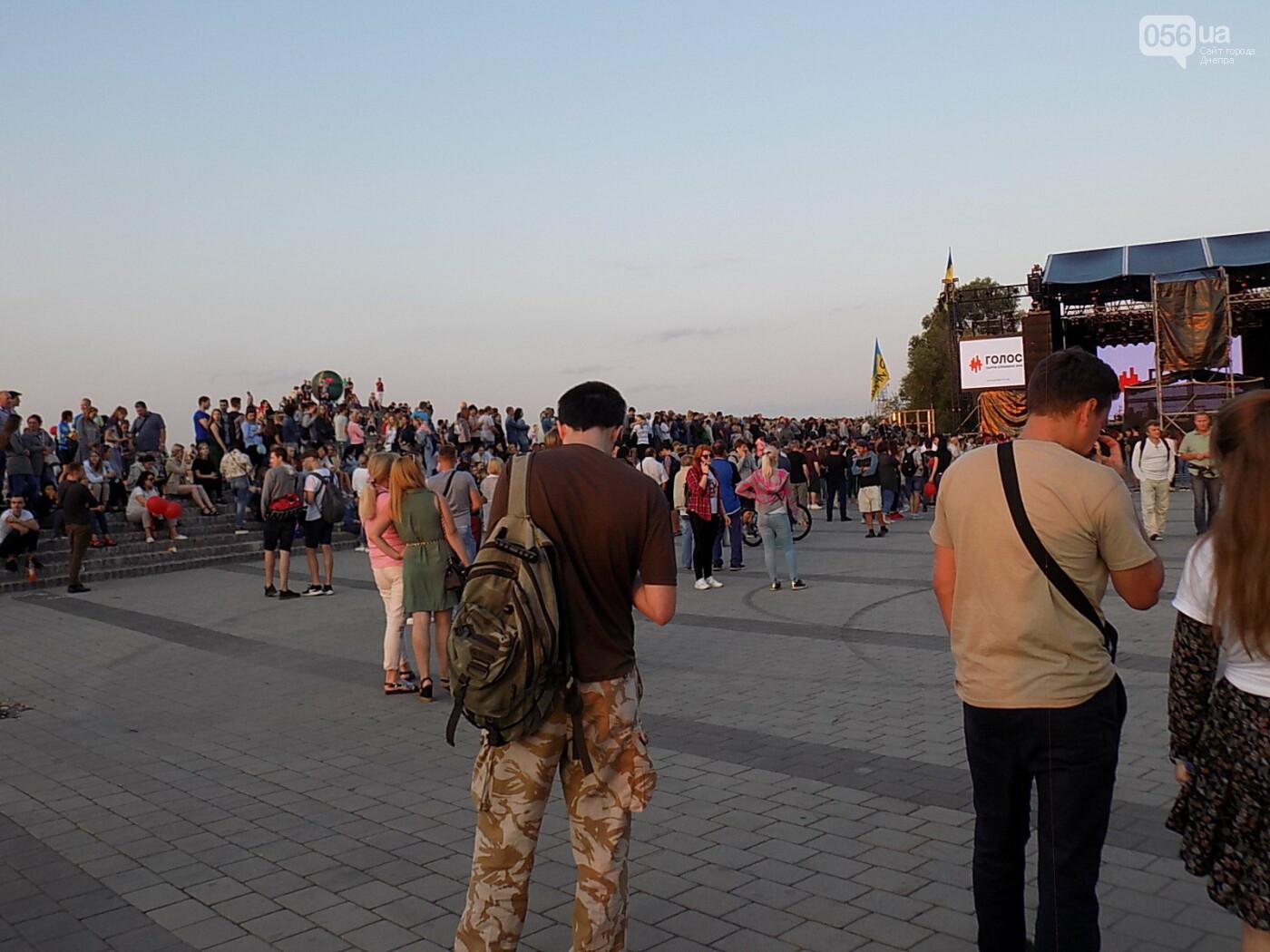 В Днепре прошел концерт группы Океан Эльзы: как это было, - ФОТО, фото-11