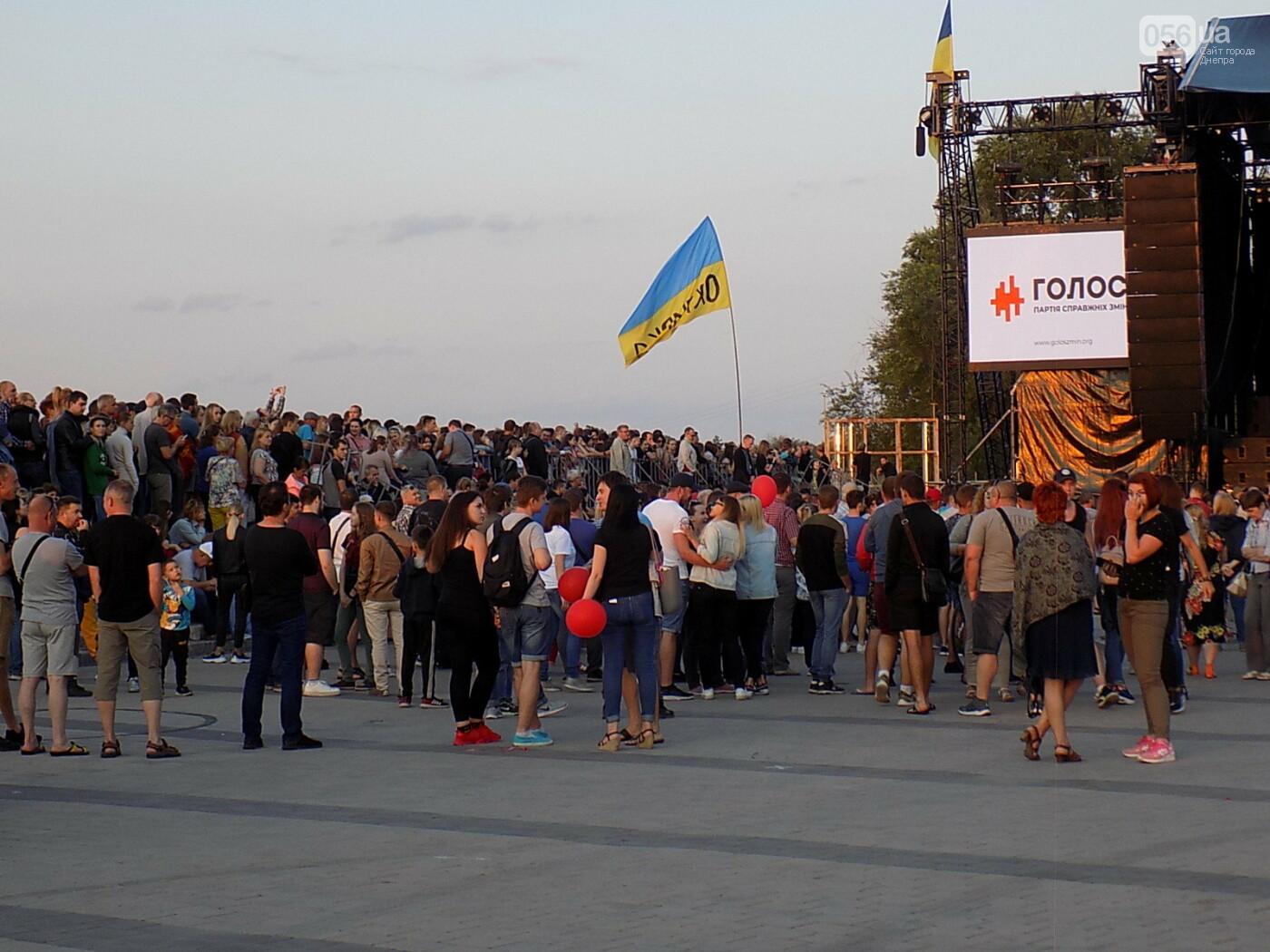 В Днепре прошел концерт группы Океан Эльзы: как это было, - ФОТО, фото-10