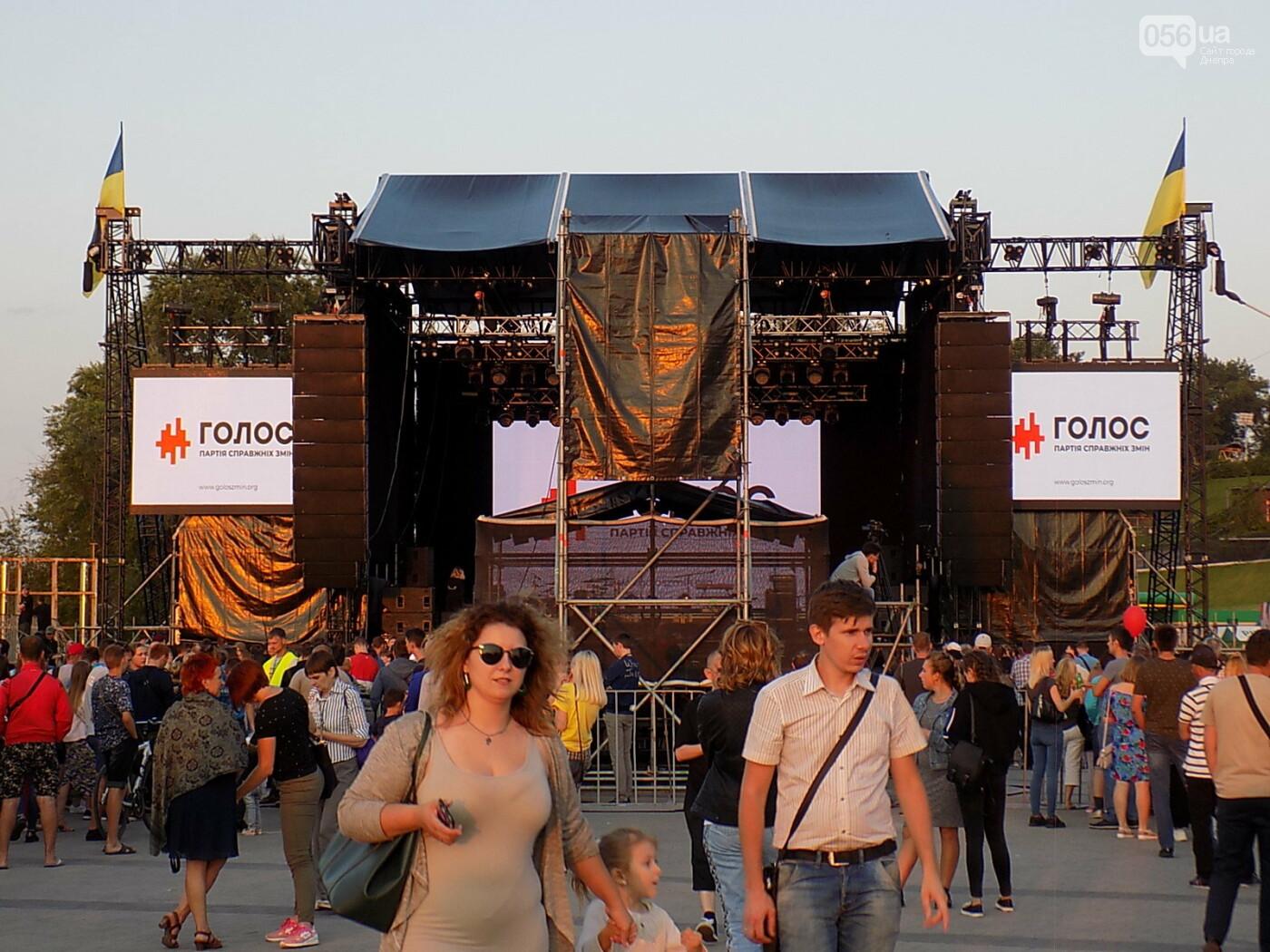 В Днепре прошел концерт группы Океан Эльзы: как это было, - ФОТО, фото-9