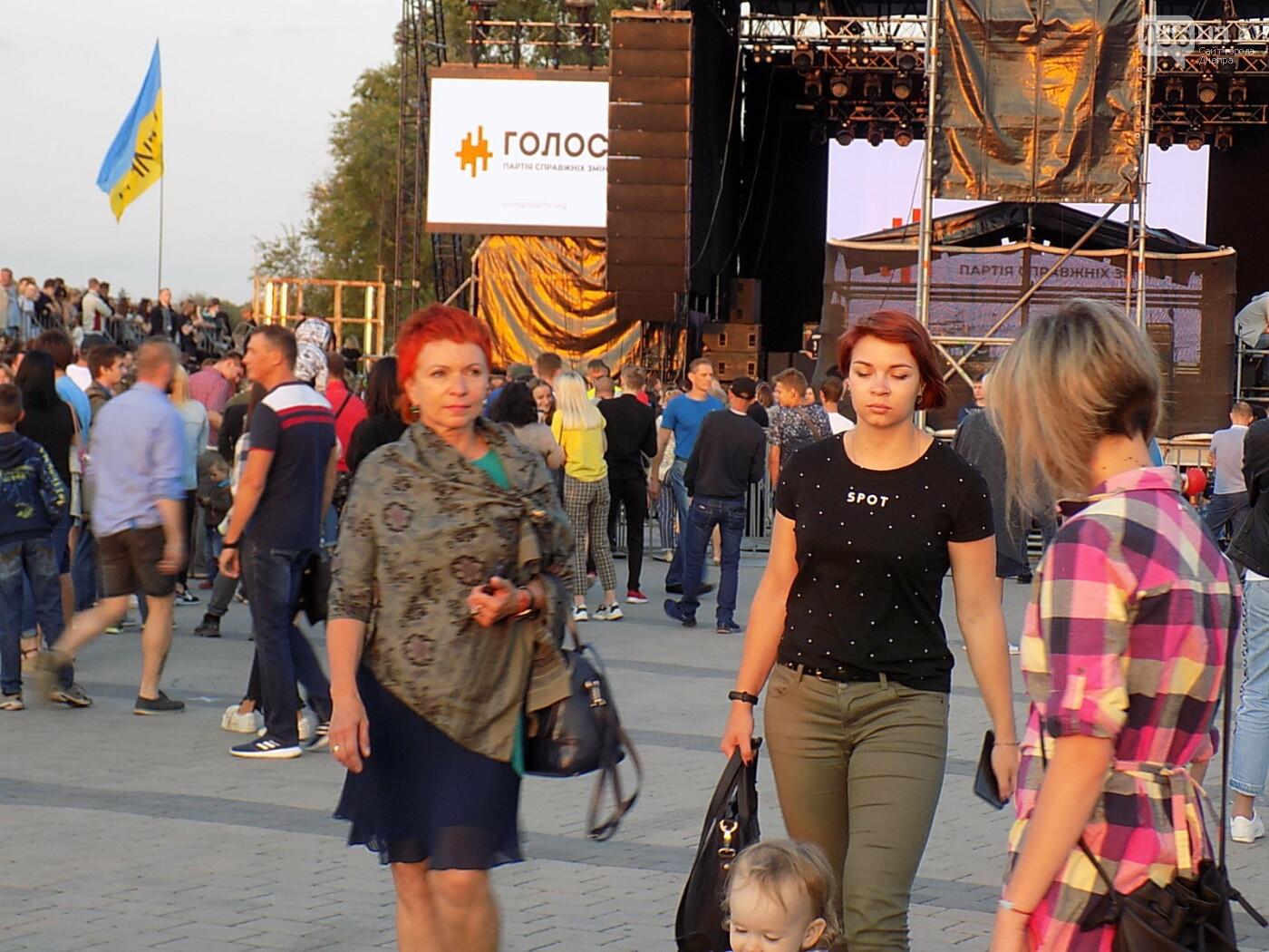 В Днепре прошел концерт группы Океан Эльзы: как это было, - ФОТО, фото-6