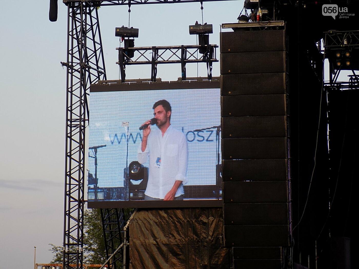 В Днепре прошел концерт группы Океан Эльзы: как это было, - ФОТО, фото-4