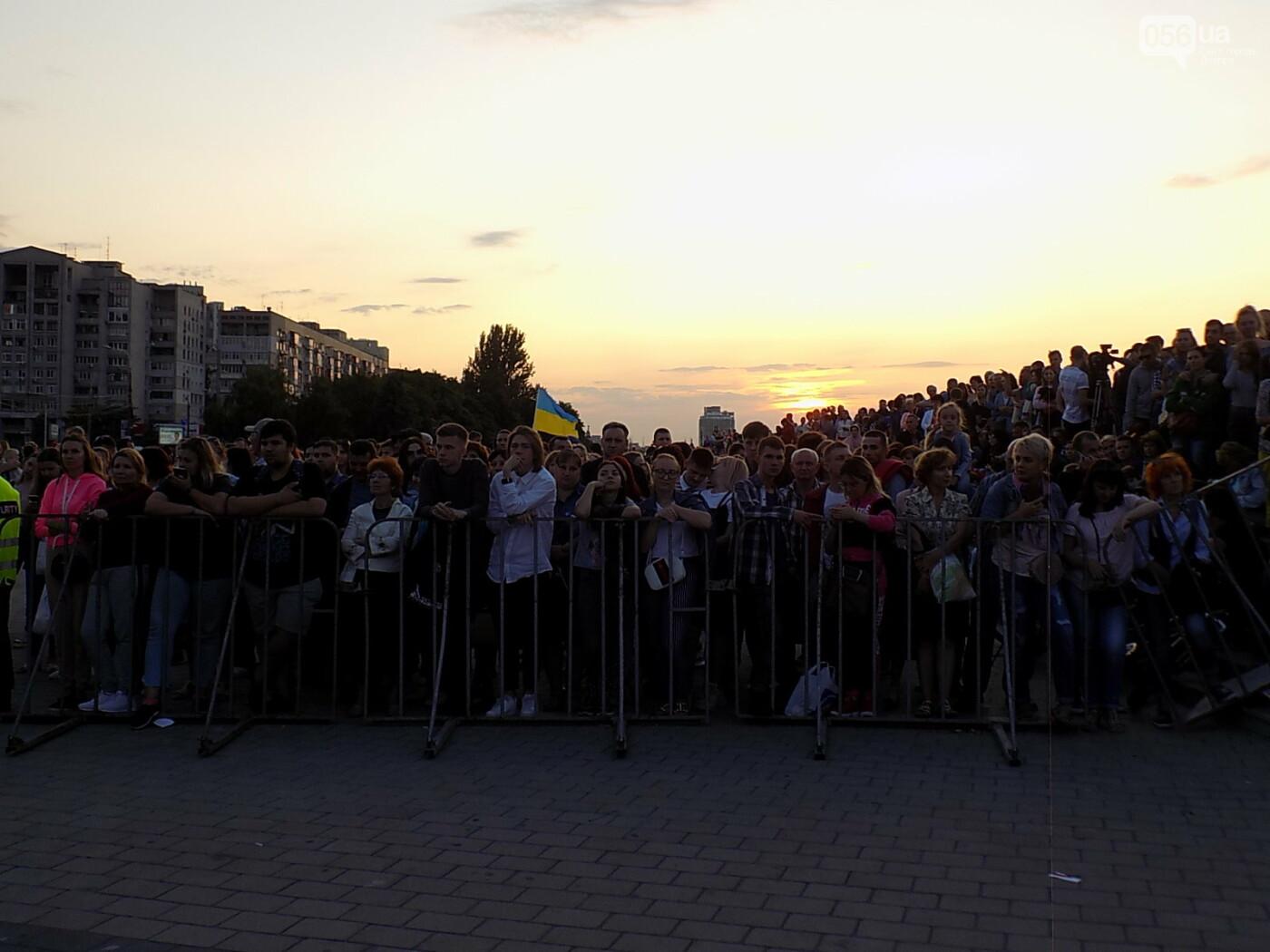 В Днепре прошел концерт группы Океан Эльзы: как это было, - ФОТО, фото-1